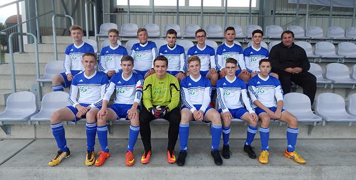 U16 (B2 Junioren)