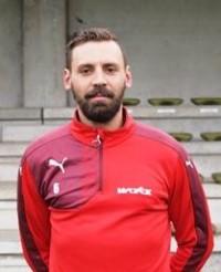 Marc Herkrath trägt in der Rückrunde das SVB Trikot.
