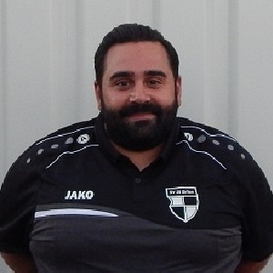 Der sportliche Leiter Cem Yildiz freut sich auf den Endspurt in der Landesliga.