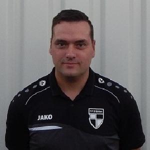 SVB Torwarttrainer Oliver Peis ist Garant für starke SVB Keeper.