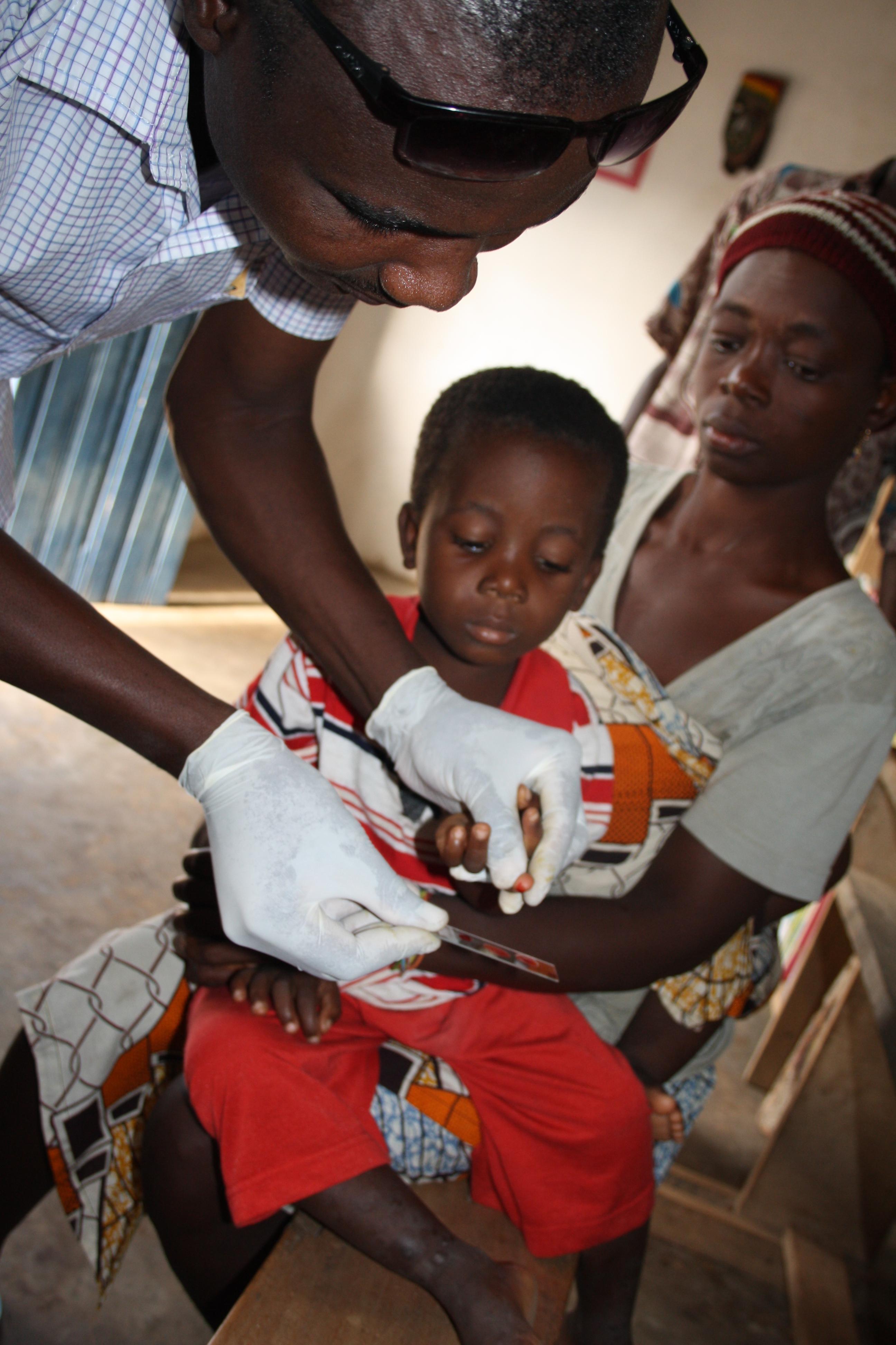Spendenaktion Togo War Ein Riesenerfolg