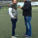 SVB Trainer Stefan Fröhlich zeigte sich insgesamt zufrieden im Interview mit Matchday Reporter Jan Stratmann.