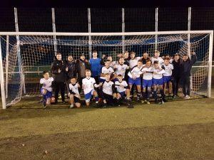 SVB B Junioren ziehen in das Pokalfinale ein.