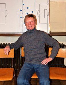 Ehrenobmann Johnny Wienand hat kein Landesligaspiel bisher verpasst.