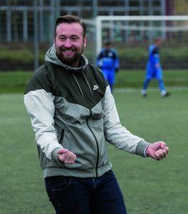 Stefan Fröhlich freut sich auf Neuzugänge. Foto: Jan Stratmann