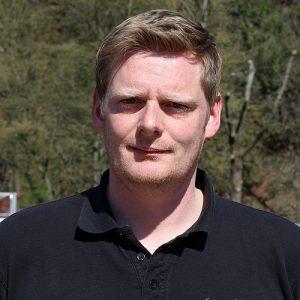 Sucht noch talentierte und ehrgeizige Spieler für die A-Jugend-Bezirksligasaison 2019-20: U19-Coach Sebastian Schmidt.
