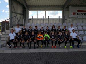 Das Team der U13