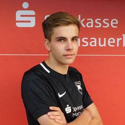 Jakob Ehls zeigte gegen Langenholthausen eine ganz starke Leistung.