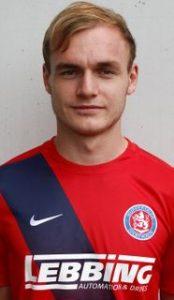 Jugendnationalspieler Tim Bodenröder steht im Kader der Hagener.