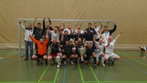 Sowohl die Ü32- als auch die Ü40-Alten Herren des SV Brilon feierten die Briloner Stadtmeisterschaft.