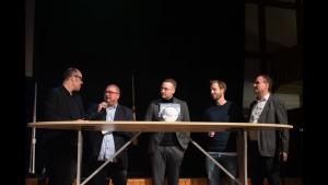 SVB Talkshow zum Jubiläum.