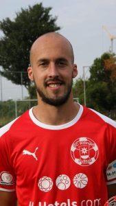Max Ullbrich stürmt ab dem Sommer für den SVB.