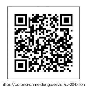 Einfach den QR-Code mit dem Handy scannen