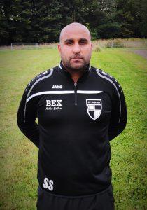 Alter und neuer Trainer der dritten Mannschaft: Sascha Sivas