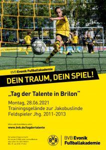 Plakat_Tag der Talente Brilon